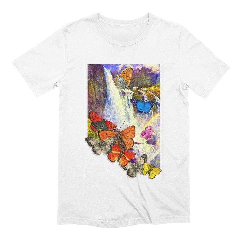 Summer Vacation Men's Extra Soft T-Shirt by Chris Williams' Artist Shop