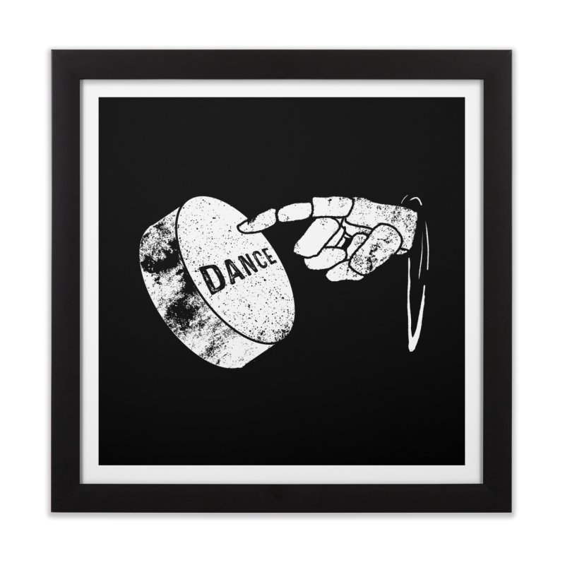 Dance! Home Framed Fine Art Print by Chris Williams' Artist Shop