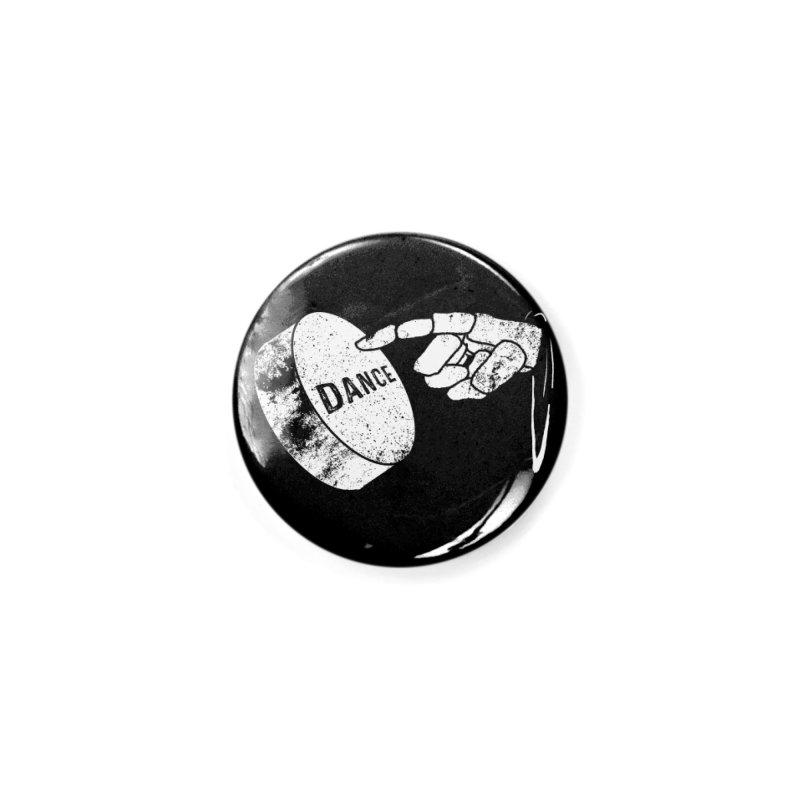 Dance! Accessories Button by Chris Williams' Artist Shop