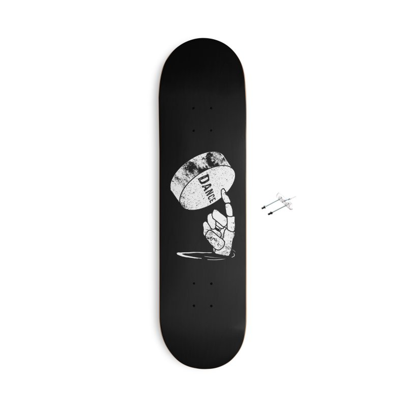 Dance! Accessories Skateboard by Chris Williams' Artist Shop
