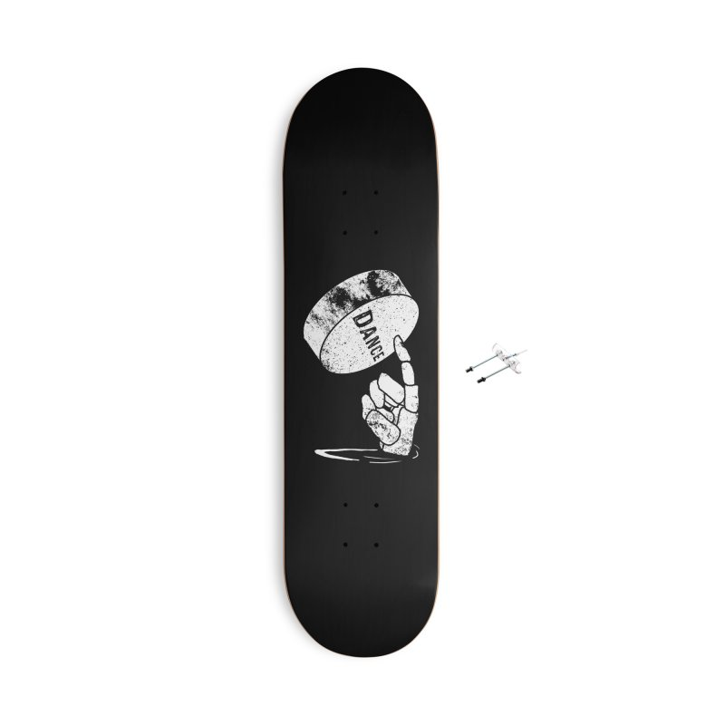 Dance! Accessories With Hanging Hardware Skateboard by Chris Williams' Artist Shop
