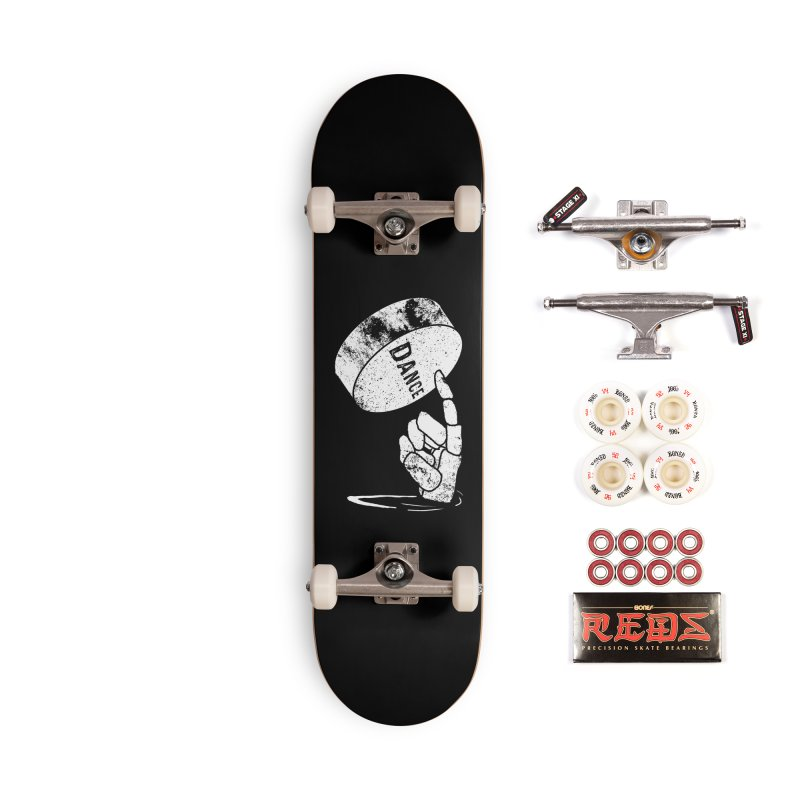 Dance! Accessories Complete - Pro Skateboard by Chris Williams' Artist Shop