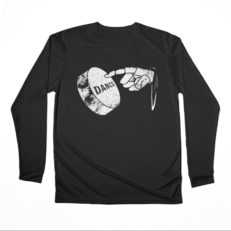 Dance! Men's Performance Longsleeve T-Shirt by Chris Williams' Artist Shop