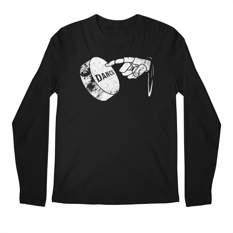 Dance! Men's Regular Longsleeve T-Shirt by Chris Williams' Artist Shop