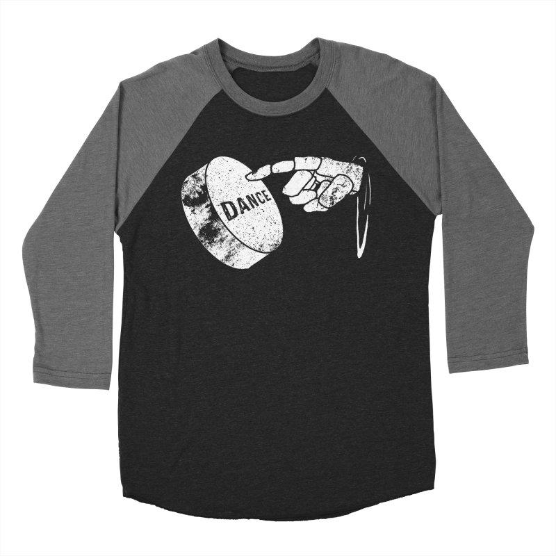 Dance! Women's Baseball Triblend Longsleeve T-Shirt by Chris Williams' Artist Shop
