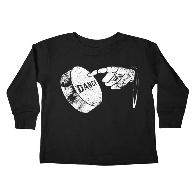 Dance! Kids Toddler Longsleeve T-Shirt by Chris Williams' Artist Shop