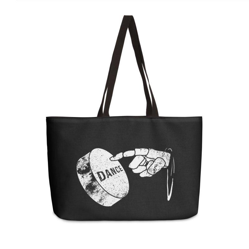 Dance! Accessories Weekender Bag Bag by Chris Williams' Artist Shop