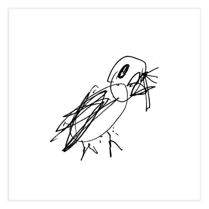 Neal's Bird Home Fine Art Print by Chris Williams' Artist Shop