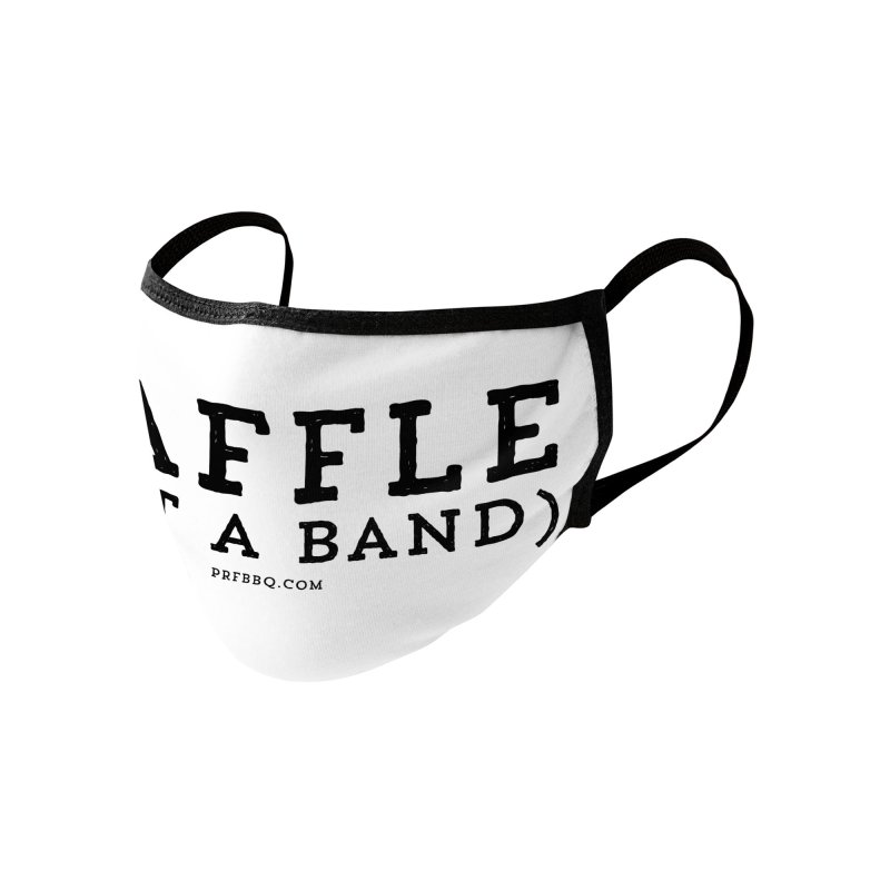 Not a Band Accessories Face Mask by Chris Williams' Artist Shop