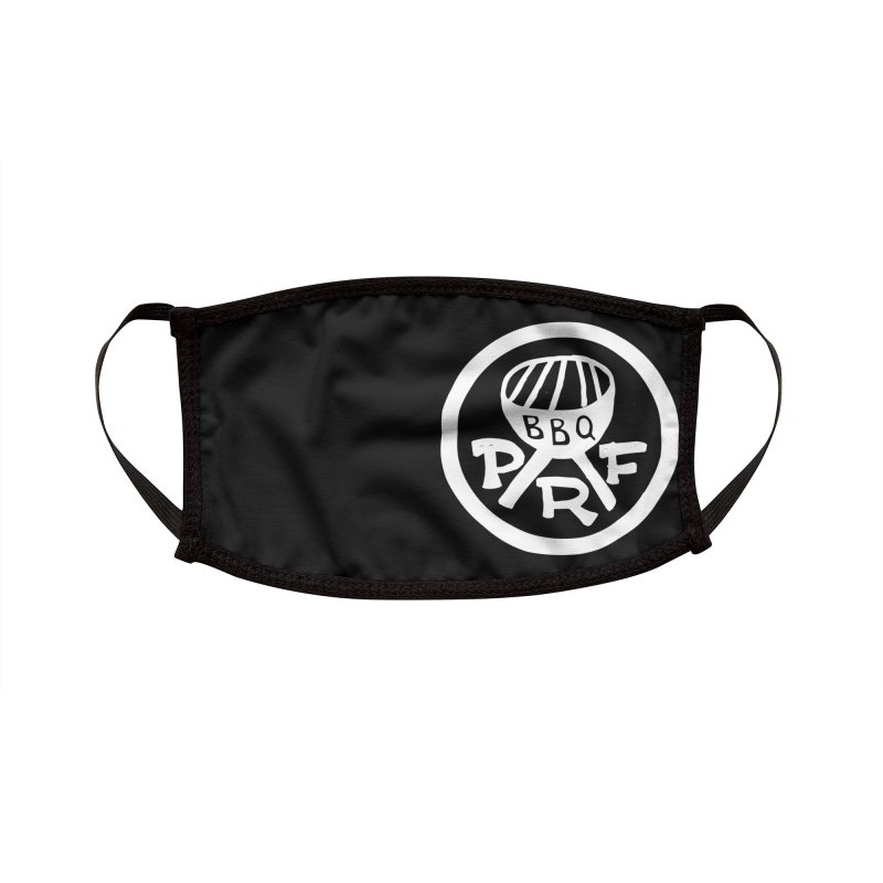 PRF K Accessories Face Mask by Chris Williams' Artist Shop