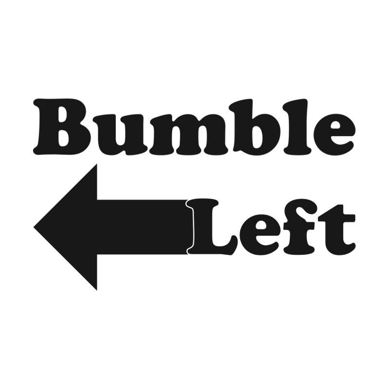 Bumble Left Women's T-Shirt by Chris Williams' Artist Shop
