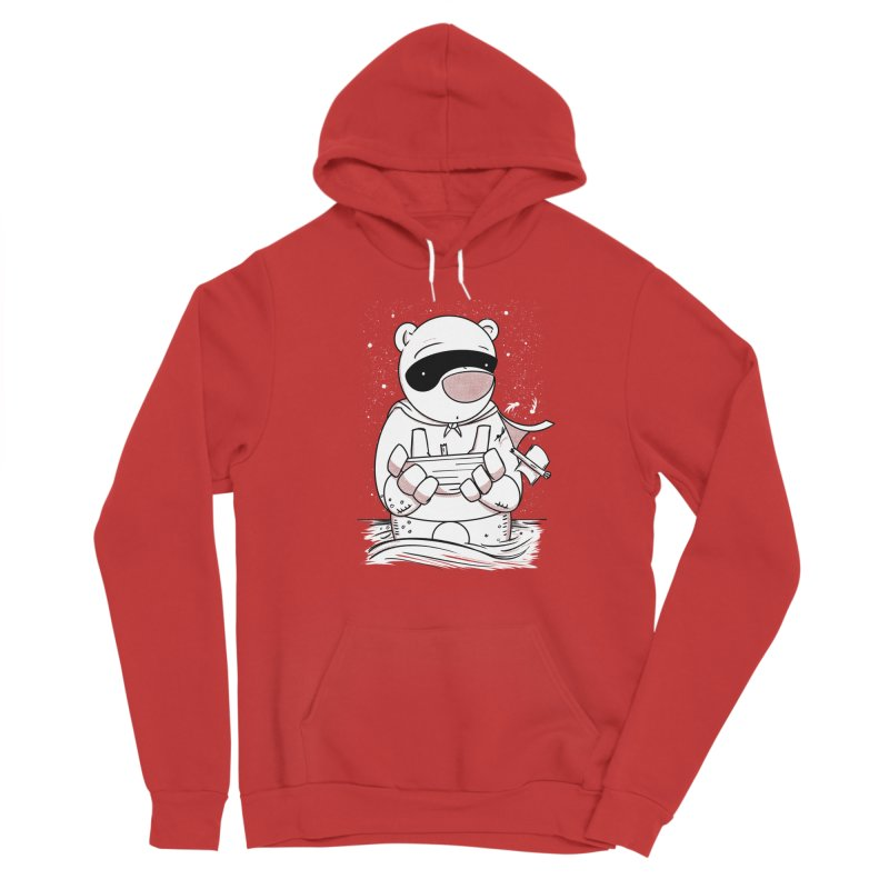 One Bad Night Men's Pullover Hoody by Chris Williams' Artist Shop