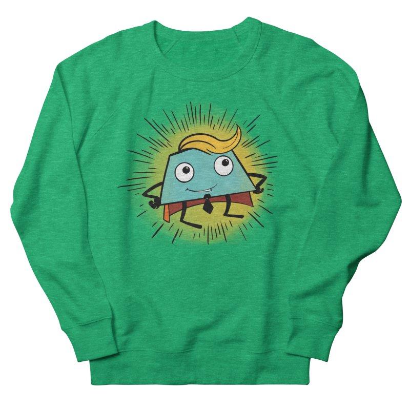 Business Trapezoid Women's Sweatshirt by Chris Williams' Artist Shop