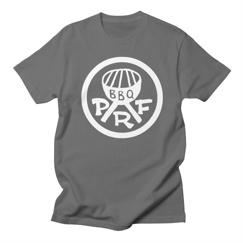 PRF Logo Men's T-Shirt by Chris Williams' Artist Shop
