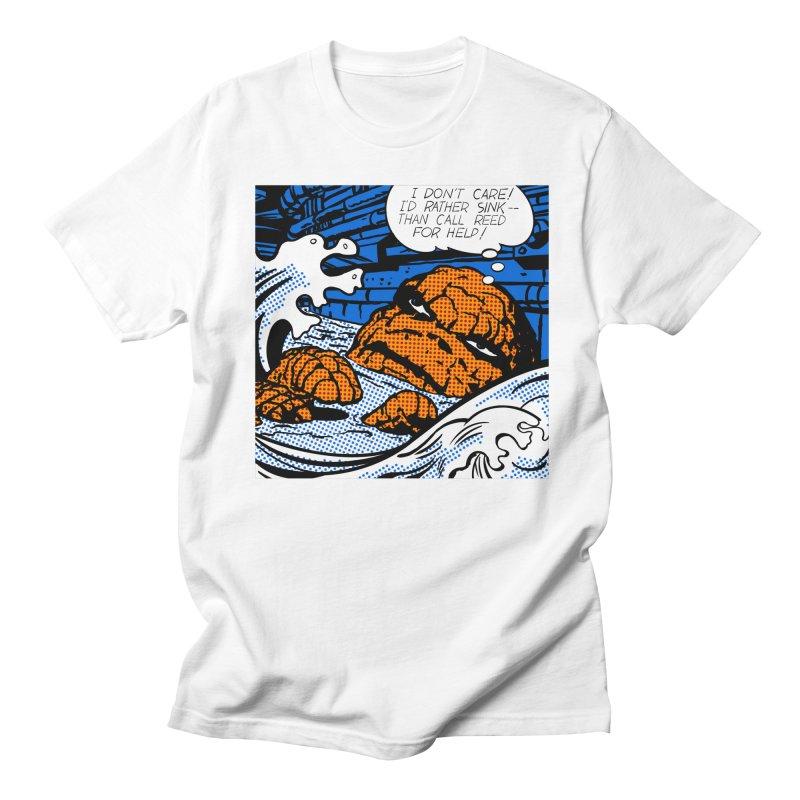 Drowning Thing Men's T-Shirt by Chris Williams' Artist Shop