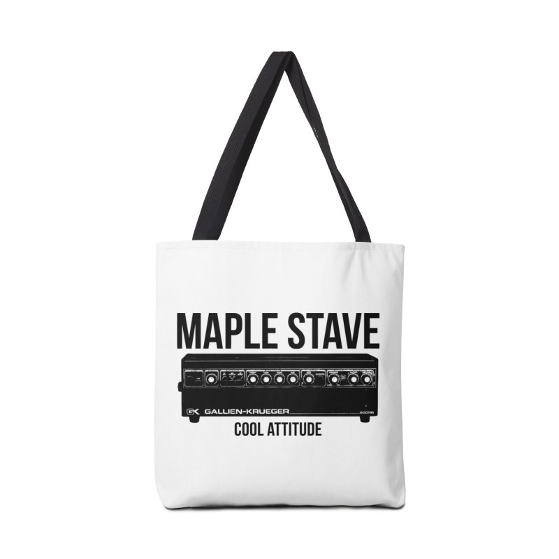 Maple Stave • Cool Attitude Accessories Bag by Chris Williams' Artist Shop