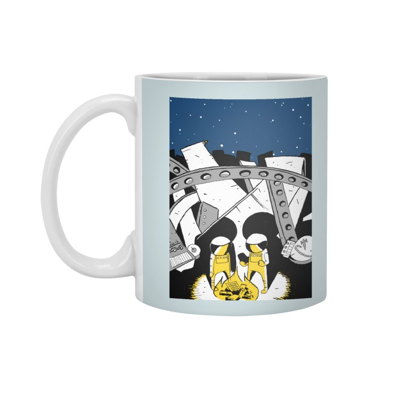 Let's Party Accessories Standard Mug by Chris Williams' Artist Shop