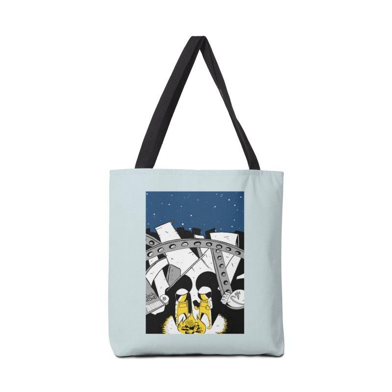 Let's Party Accessories Bag by Chris Williams' Artist Shop