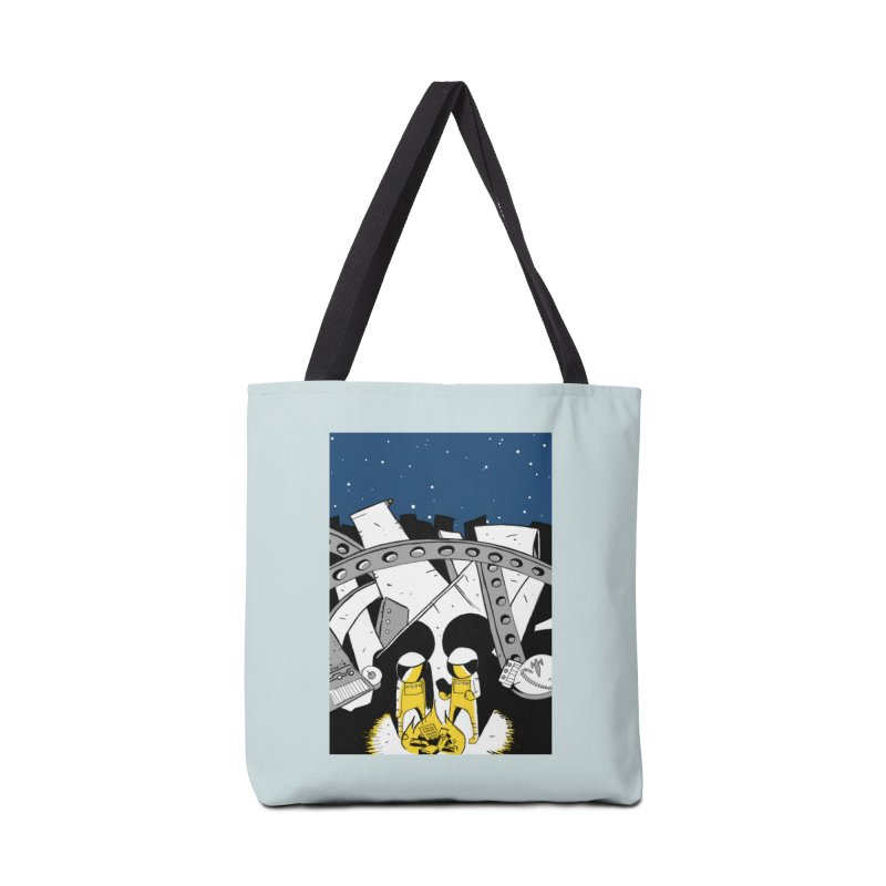 Let's Party Accessories Tote Bag Bag by Chris Williams' Artist Shop