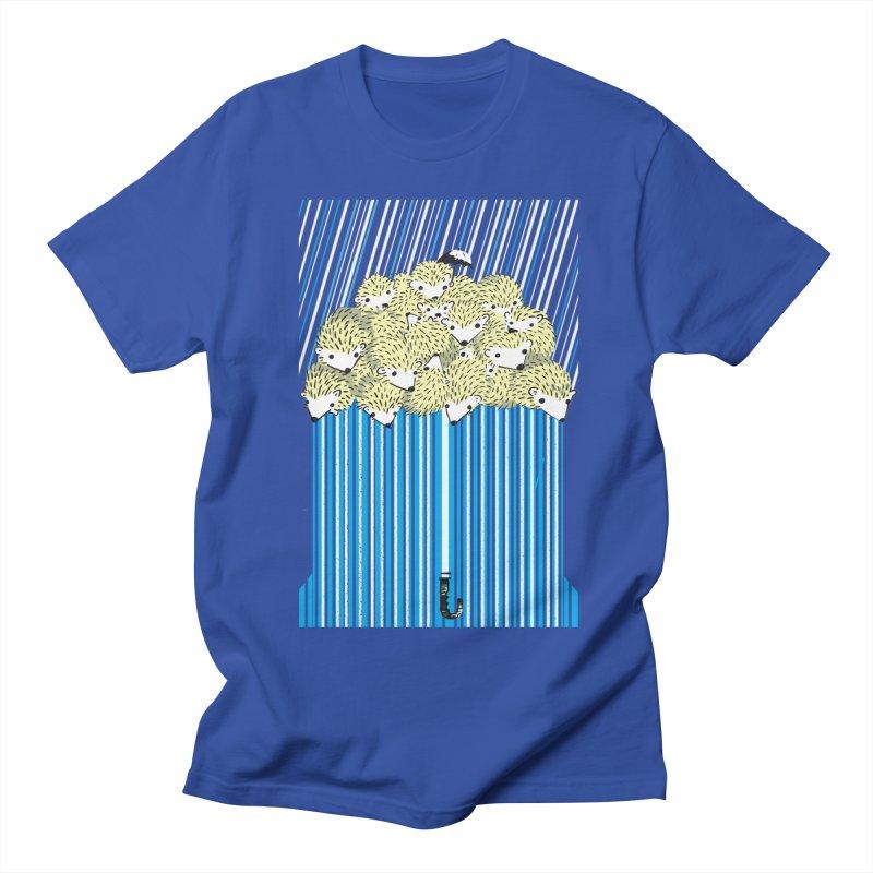 Hedgehog Umbrella Men's  by Chris Williams' Artist Shop