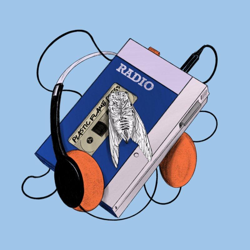 Radio Men's T-Shirt by Chris Williams' Artist Shop