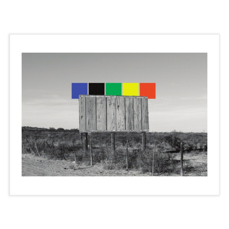 Everything You Need Home Fine Art Print by Chris Williams' Artist Shop