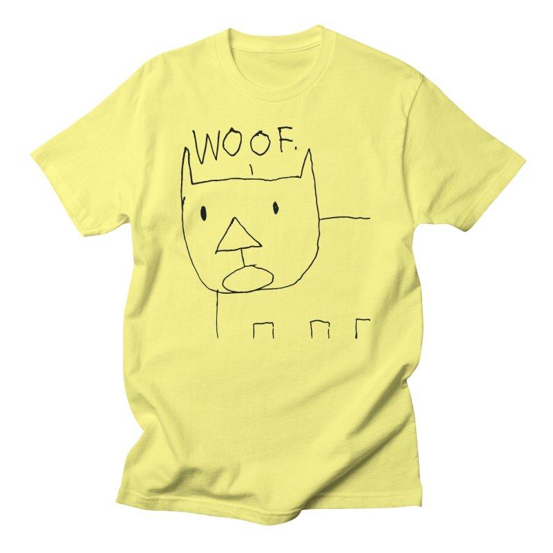 Jimmy's Cat Men's T-Shirt by Chris Williams' Artist Shop