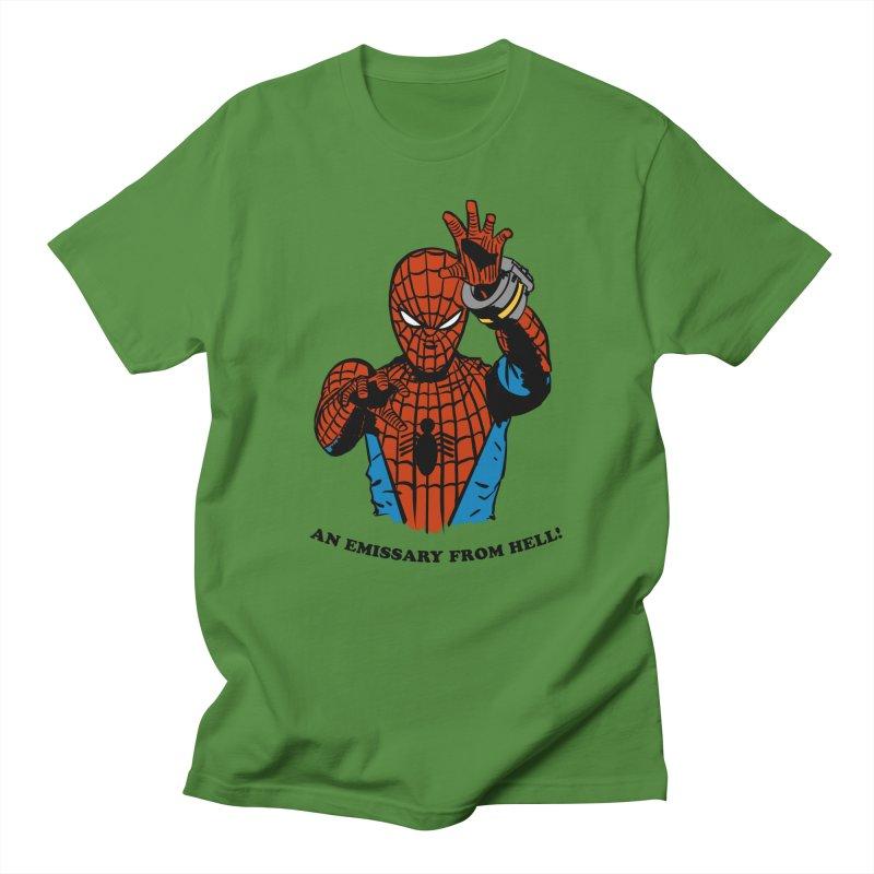 The Emissary Men's T-Shirt by Chris Williams' Artist Shop