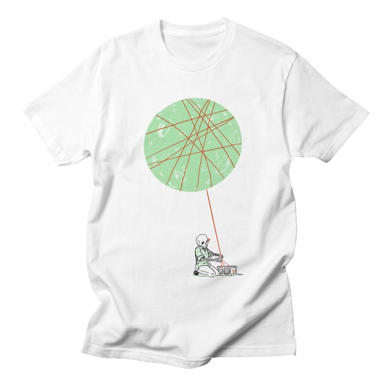 Hold the Moon Men's T-Shirt by Chris Williams' Artist Shop