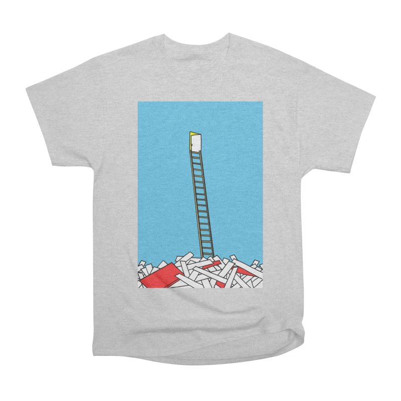 Pile Men's Classic T-Shirt by Chris Williams' Artist Shop