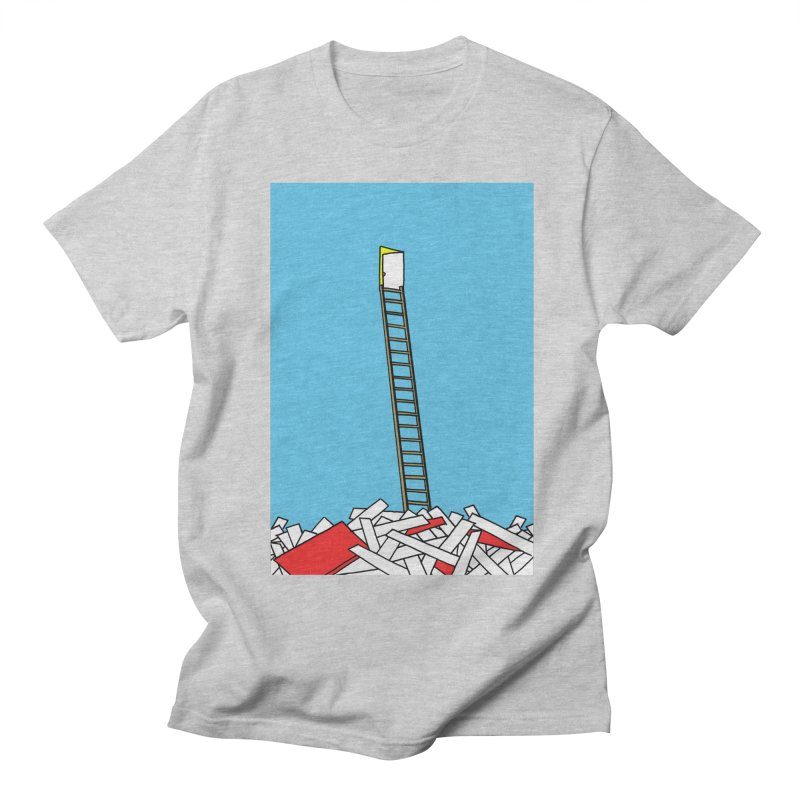 Pile Women's Unisex T-Shirt by Chris Williams' Artist Shop