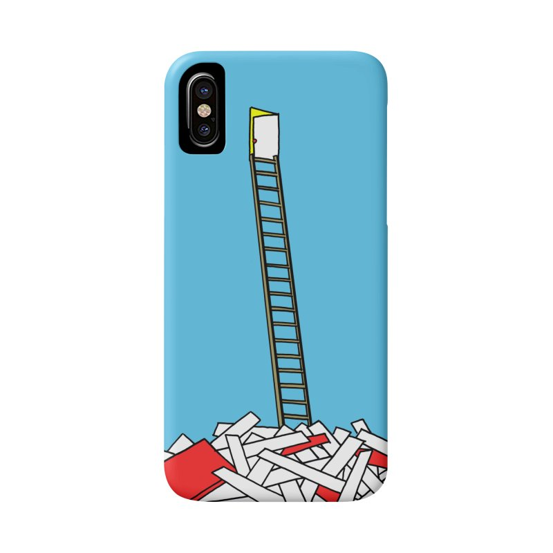 Pile Accessories Phone Case by Chris Williams' Artist Shop