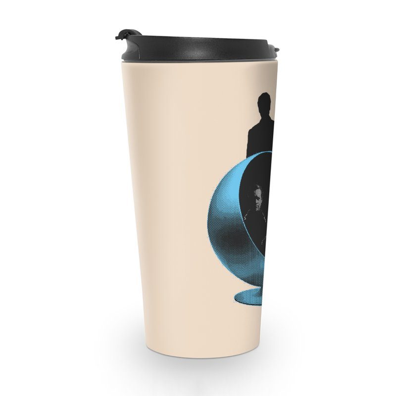 Numbers Accessories Travel Mug by Chris Williams' Artist Shop
