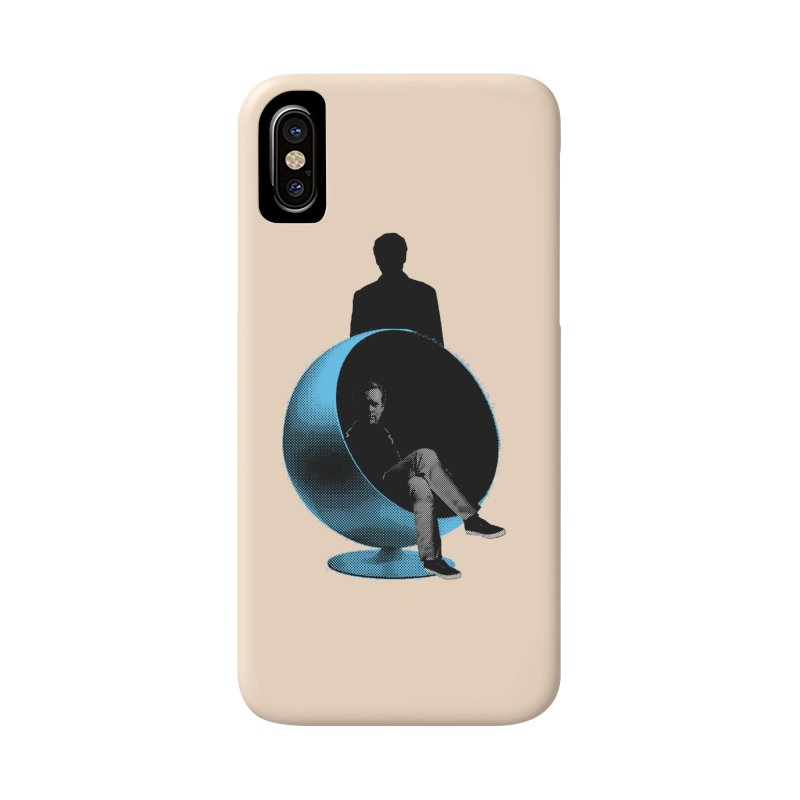 Numbers Accessories Phone Case by Chris Williams' Artist Shop