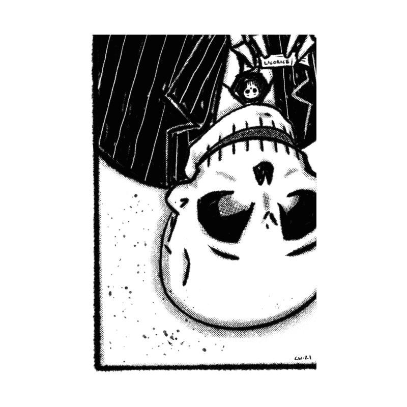 Skeletron Men's T-Shirt by Chris Williams' Artist Shop