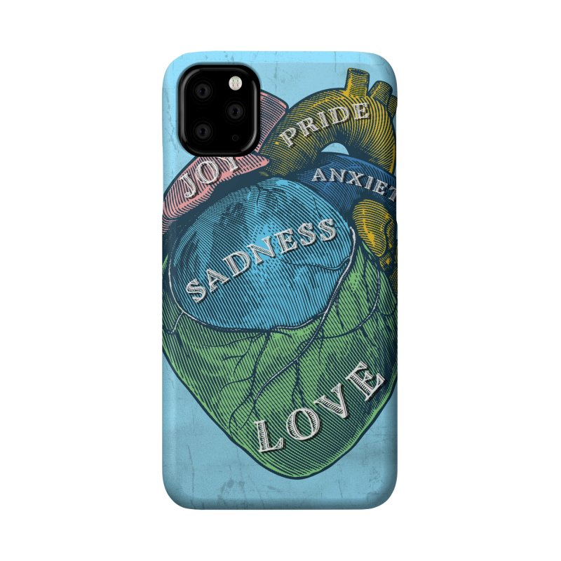Picture of Good Health Accessories Phone Case by Chris Williams' Artist Shop