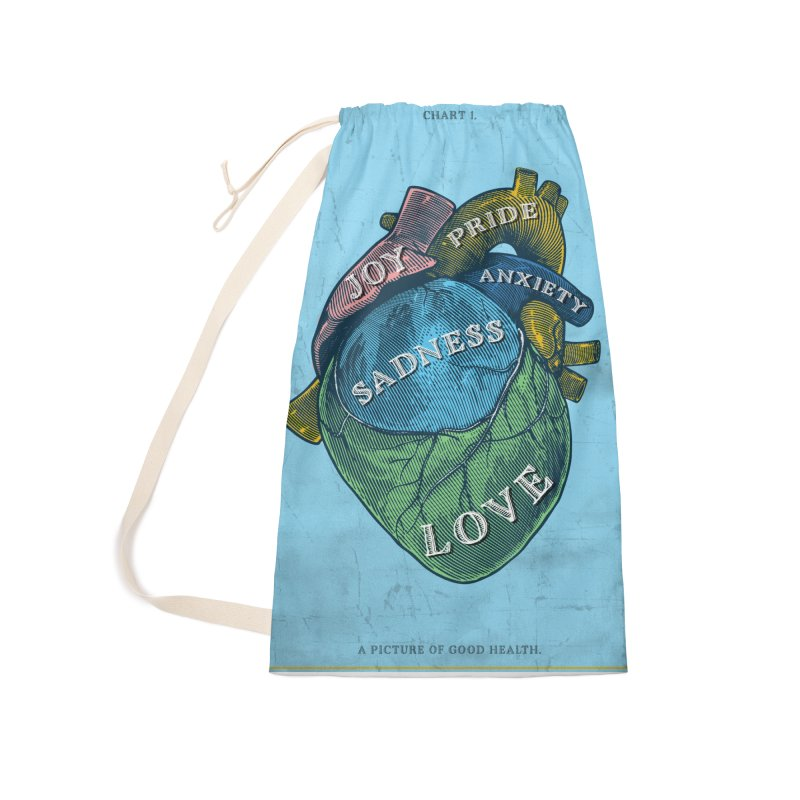 Picture of Good Health Accessories Bag by Chris Williams' Artist Shop