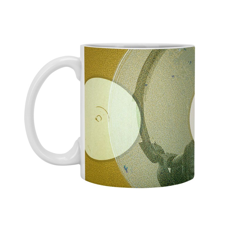 Remix Accessories Standard Mug by Chris Williams' Artist Shop