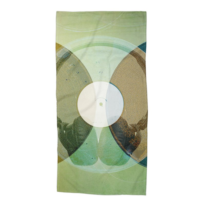 Remix Accessories Beach Towel by Chris Williams' Artist Shop