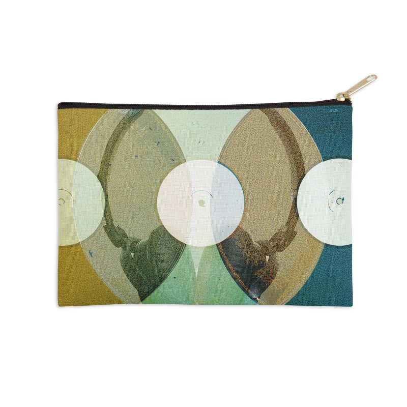 Remix Accessories Zip Pouch by Chris Williams' Artist Shop
