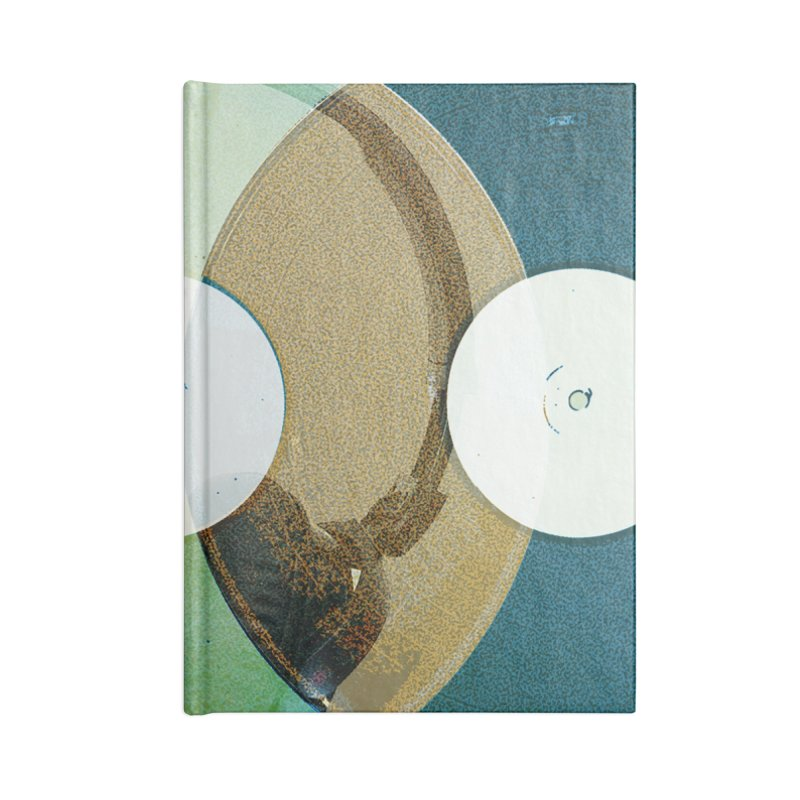 Remix Accessories Blank Journal Notebook by Chris Williams' Artist Shop