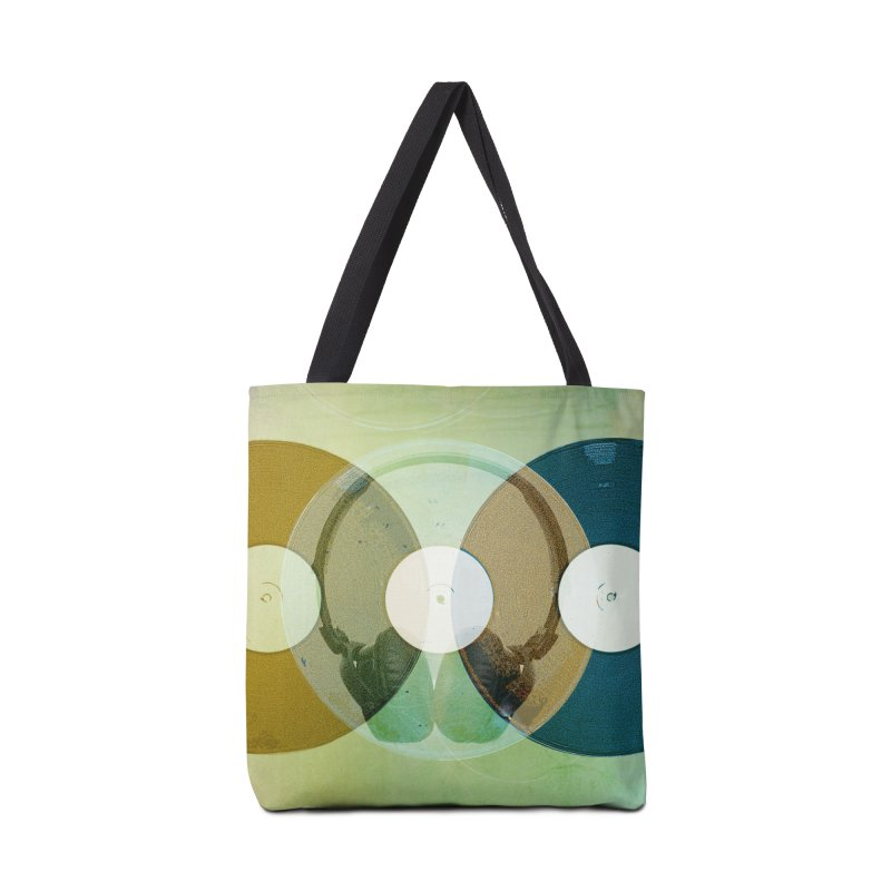 Remix Accessories Tote Bag Bag by Chris Williams' Artist Shop
