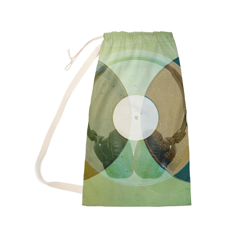 Remix Accessories Laundry Bag Bag by Chris Williams' Artist Shop