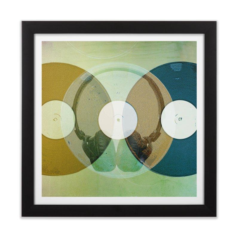 Remix Home Framed Fine Art Print by Chris Williams' Artist Shop