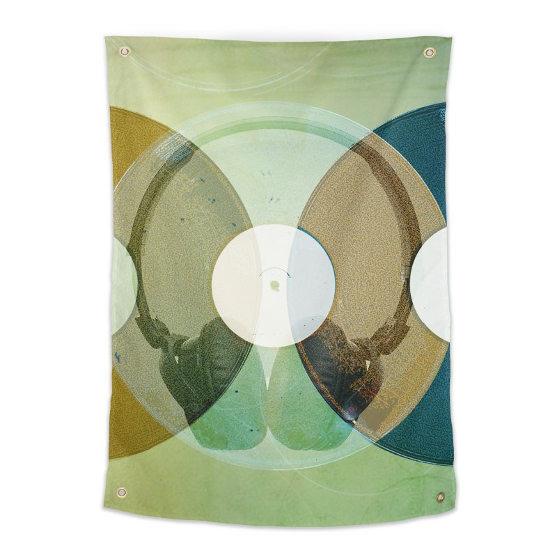Remix Home Tapestry by Chris Williams' Artist Shop