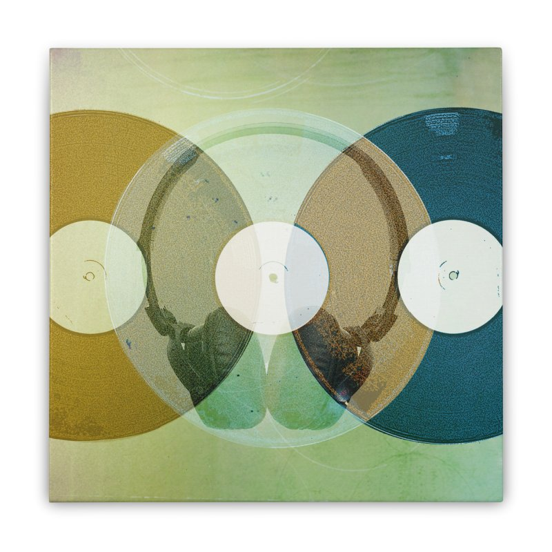 Remix Home Stretched Canvas by Chris Williams' Artist Shop