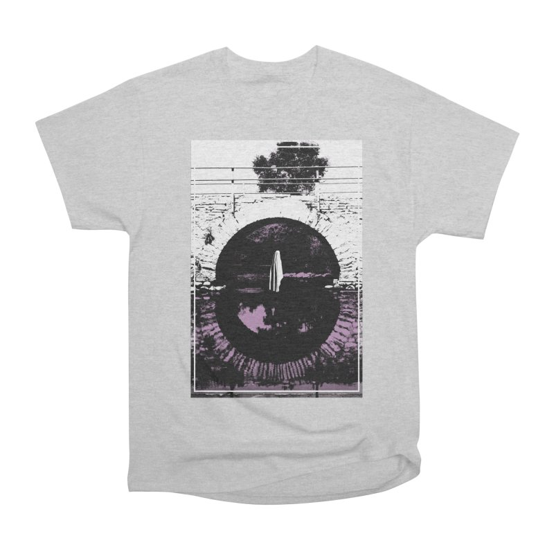 The Ghost Under the Bridge Women's Heavyweight Unisex T-Shirt by Chris Williams' Artist Shop