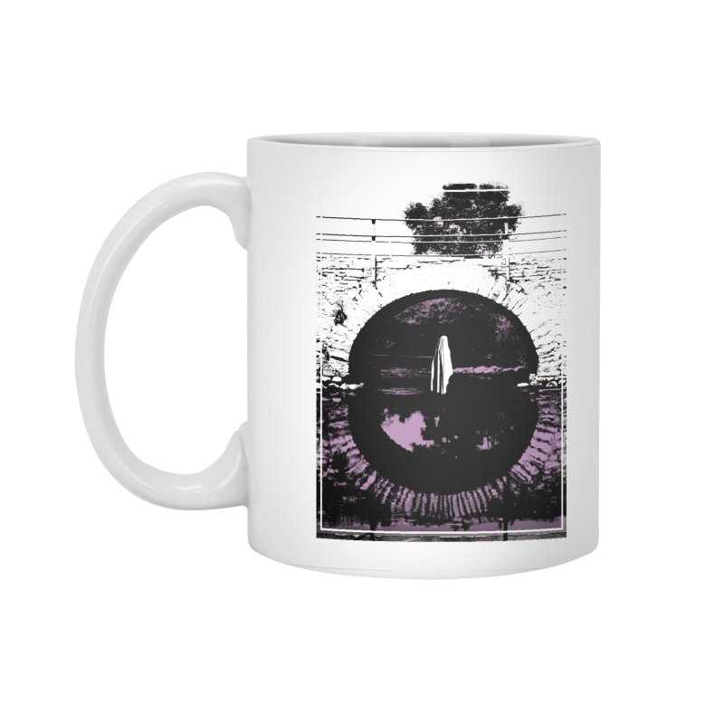 The Ghost Under the Bridge Accessories Standard Mug by Chris Williams' Artist Shop