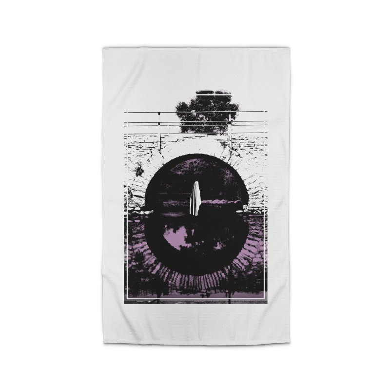 The Ghost Under the Bridge Home Rug by Chris Williams' Artist Shop
