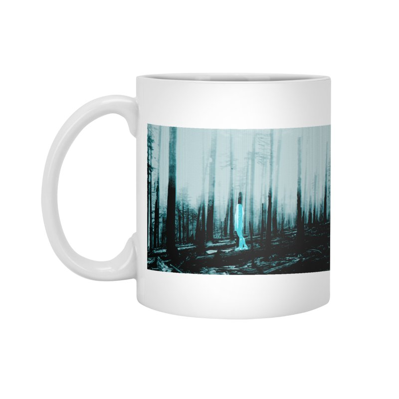 The Forest Accessories Standard Mug by Chris Williams' Artist Shop